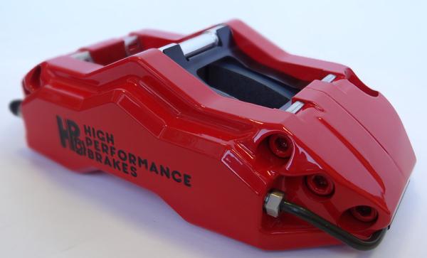 суппорт красный HPB 304x26mm