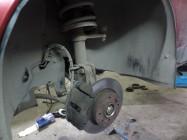 тормозная системы ВАЗ 2110