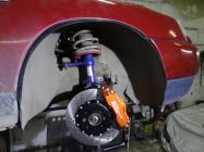 многопоршневые тормоза на ВАЗ 2110