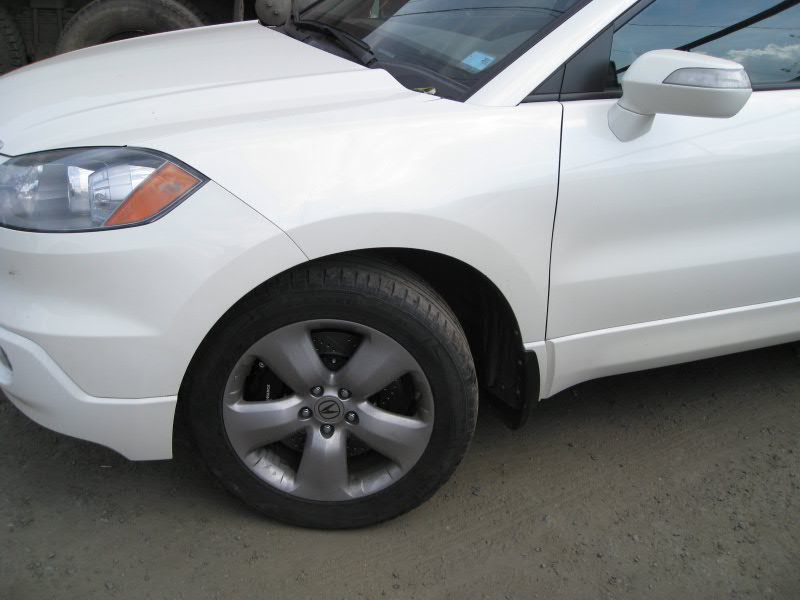 Acura тормоза HPB