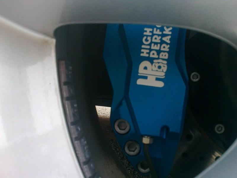 тормозная система HPB