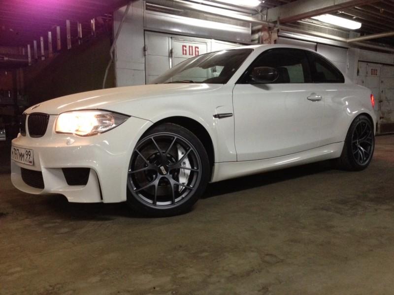 BMW E82 1M тормоза HPB