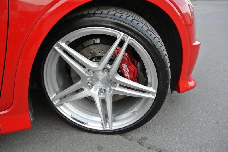 Honda Civic Type R (3rd generation). Тормоза HPB