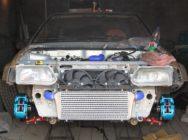 ВАЗ 2108 turbo. Тормозная система HPB 286x26mm 6pot