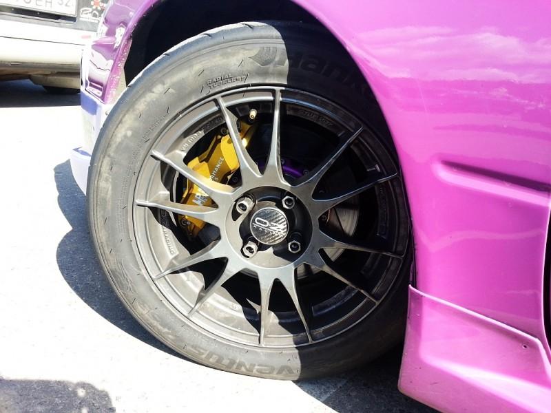 Toyota Corolla Levin. Тормоза HPB