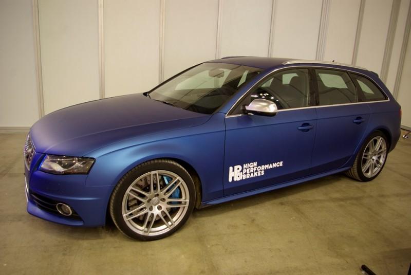 Audi S4_тормозная система_HPB_