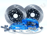 hp-brakes 330x28mm 4pot