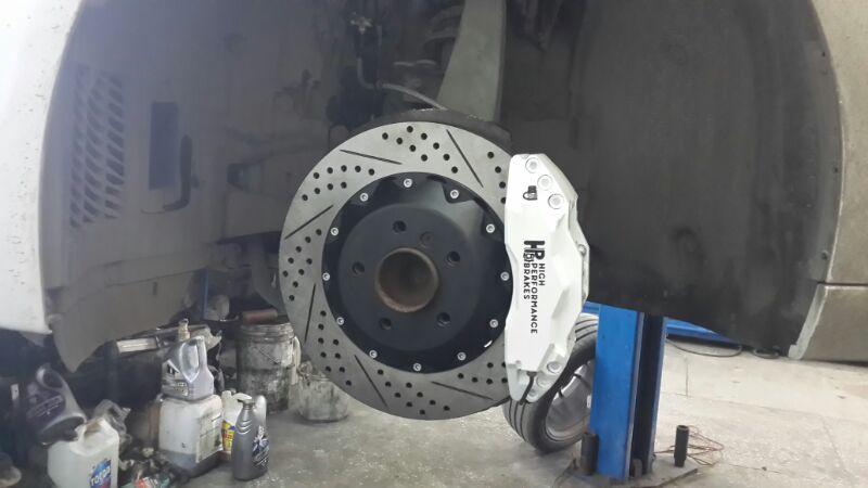BMW F10 535i 4