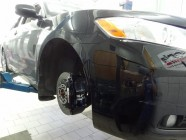 Toyota Camry V40 Тормоза перед 330мм 6Pot_5