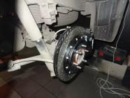 Toyota LC200 Prado. Спортивные тормоза