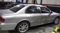 Hyundai sonata тормоза