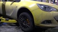 тормоза Opel Astra J GTS
