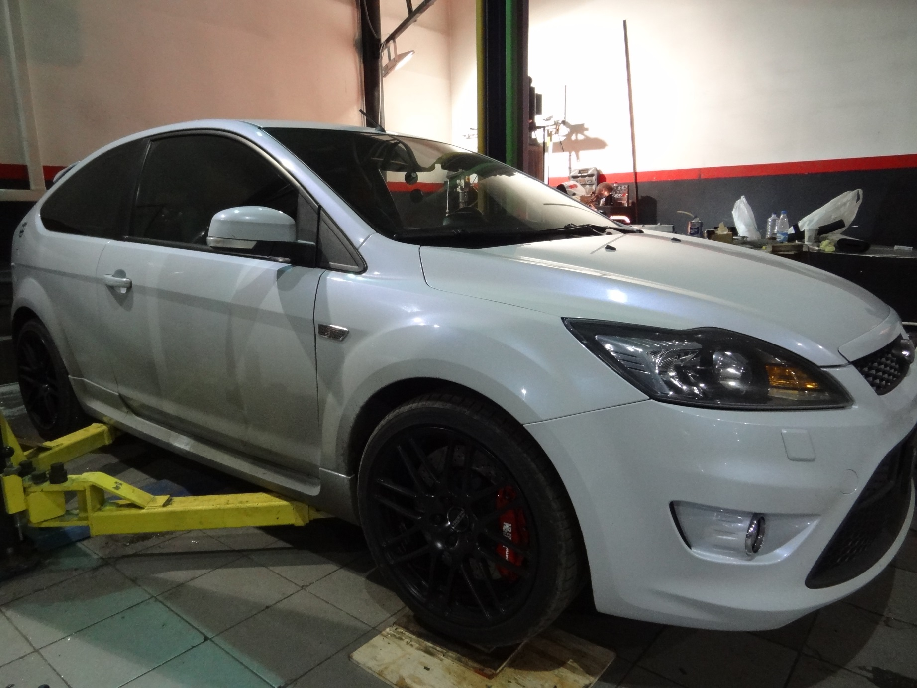 Ford focus st тормоза