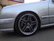 Mercedes W210 тормоза