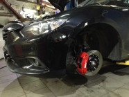 Mazda 6 new HPB 330mm 6pot 3
