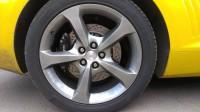 Chevrolet Camaro тормоза