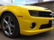 Chevrolet Camaro тормозая система