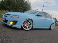 тормоза Mazda 6