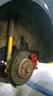 Skoda Octavia Vrs rear 304mm 4pot 3