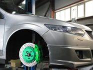 тюнинг тормозов Honda Accord 8