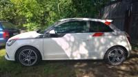 Спортивные тормоза для Audi A1, тормозная система ауди а1, тормоза Audi A1