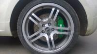 Audi A1 спортивные тормоза HPB 21