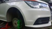 Audi A1 спортивные тормоза HPB 10