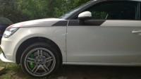Audi A1 спортивные тормоза HPB 18