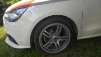 Audi A1 спортивные тормоза HPB 2