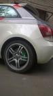 Audi A1 спортивные тормоза HPB 22