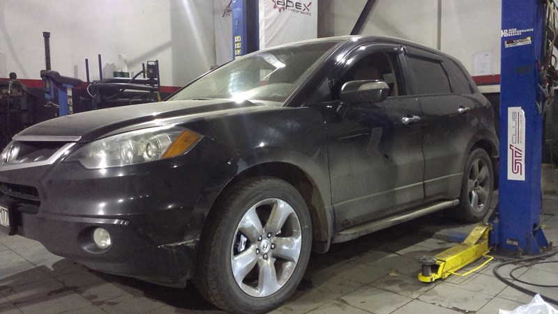 Acura RDX 356x32mm 6pot 1