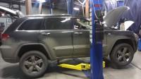Тормоза на Jeep Grand Cherokee