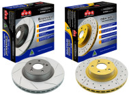 DBA тормозные диски