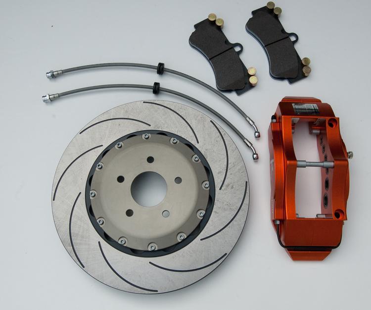 K-SPORT тормозная система
