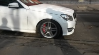 тормоза Mercedes Benz W204