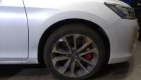 Honda Accord тормозная система
