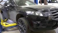 тормоза Honda Crosstur