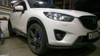 тормоза на Mazda CX5
