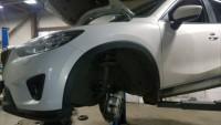тормозная система Mazda CX5