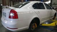 Skoda Octavia RS 1