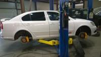 Skoda Octavia RS 12