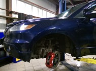 тормоза Acura