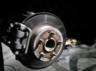Honda Accord 9 rear 330x28 4pot 3