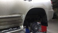 Lexus LX570 11