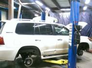тормоза на Toyota LC200, Тормоза HPB