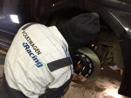 тормоза на Subaru Impreza WRX
