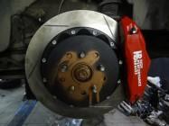 тормоза HPB на Toyota GT86