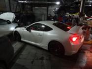тормоза на Toyota GT86