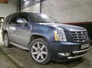 Cadillac Escalade тормоза