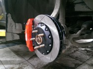 Jeep Grand Cherokee 356x32mm 6pot 13